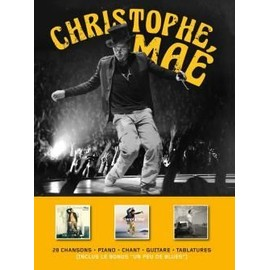 Maé Christophe : Best of (chant + piano + guitare tablatures)