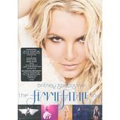 Britney Spears Live - The Femme Fatale Tour de Marc Delcore