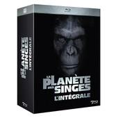 La Plan�te Des Singes : L'int�grale 7 Films - Blu-Ray de Franklin J. Schaffner