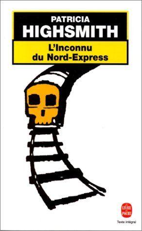 Couverture de L'inconnu du nord-express