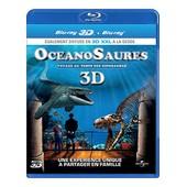 Oceanosaures 3d, Voyage Au Temps Des Dinosaures de Ronan Chapalain