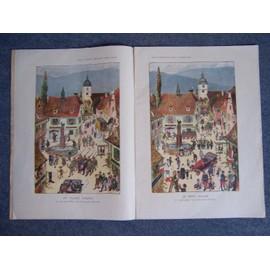 L'illustration 3935 Un Village D'alsace Hansi - Le Passage De La Marne - Vologda - La Piave