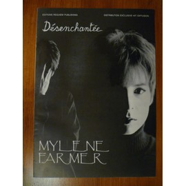 Mylene Farmer - desenchantee - Partition