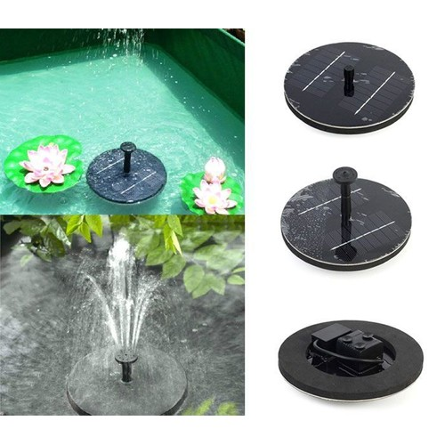 8v 1 4w panneau solaire fontaine solaire systeme de pompe solaire pompe eau solaire pour. Black Bedroom Furniture Sets. Home Design Ideas
