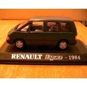 Renault Espace I 1 1984 Universal Hobbies 1/43 Green