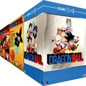 Dragon Ball - Int�grale - Pack 3 Coffrets (25 Dvd)