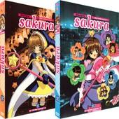 Sakura (Card Captor) - Les Films (2 Dvd) de Morio Asaka
