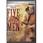Five Savage Men de Ron Joy