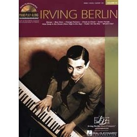 Irving Berlin : piano play-along vol 42 (+ 1 CD) - Hal Leonard