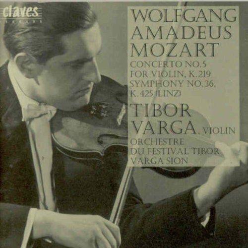 Mozart-Tibor Varga Vol.2