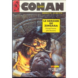 Super Conan N� 14 : Le Sorcier De Zingara