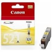 Canon - Cli-521 Y - Cartouche D'encre D'origine - Jaune