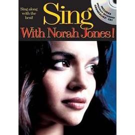 JONES NORAH SING WITH CD