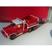 Camion Pompiers Acmat 6x6