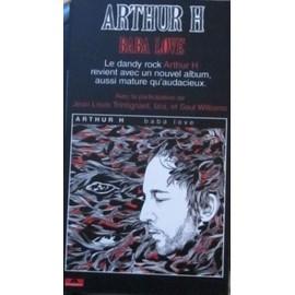 ARTHUR H PLAQUETTE PLV BABA LOVE