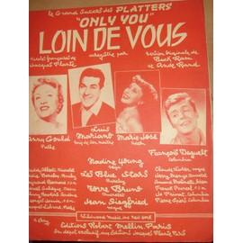 """loin de vous """"only you"""""""