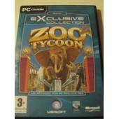 Zoo Tycoon - (Version 1.0 ) - Ensemble Complet - Pc - Dvd - Win - Anglais - Royaume-Uni - Pc-Cd Rom