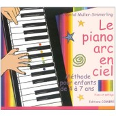 Le Piano Arc En Ciel Piano