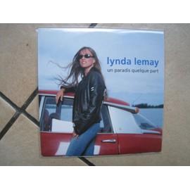 lYnda lemay : UN PARADIS QUELQUE PART - [ cd collector ]