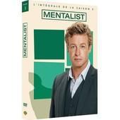 The Mentalist - Saison 3 de Long Chris