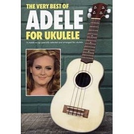 ADELE VERY BEST OF FOR UKULELE