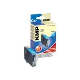 Patrone Canon Compatible Cli8c Cyan Inkl.Chip 13ml C67