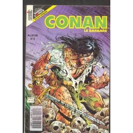 Conan Le Barbare N� Album N�8