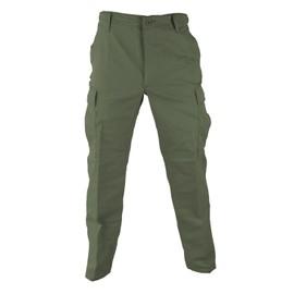 Pantalon Us Ranger Forme Treillis Bdu Vert Olive Miltec 11810001 Airsoft