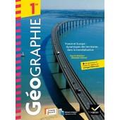 G�ographie Premi�re: France Et Europ, Dynamique Des Territoires Dans La Mondialisation Grand Format. de Annette Ciattoni