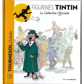 Figurines Tintin La Collection Officielle 3