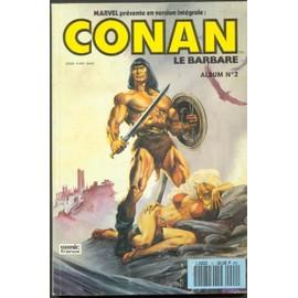 Conan Version Integrale N� Album N�2