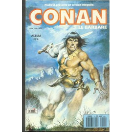 Conan Version Integrale N� Album N�4