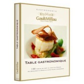 Gault & Millau Coffret Table Gastronomique