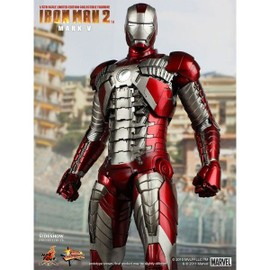 Sideshow Iron Man 2 Mark V 12