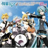 Hatsune Miku -Project Diva- 2nd Nonstop Mix Collection(Cd+Dvd) - V.A.