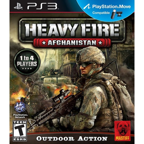 Heavy Fire Shattered Spears Xbox 360 - Xbox 360