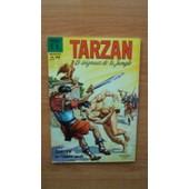 Le Seigneur De La Jungle Tarzan Mensuel N� 38 : Tarzan Et L'empire Perdu de Edgar Rice BURROUGHS