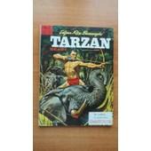 Tarzan G�ant Trimestriel N� 8 En Cadeau Les Vignettes De La Conqu�te Du Ciel de Edgar RICE BURROUGHS