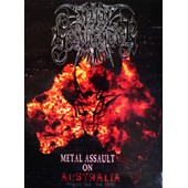 Nunslaughter - Metal Assault On Australia � 2003 - Digipack-Dvd