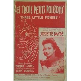 Les trois petits poissons (Three little fishies)