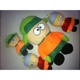 Lot De 4 Peluches South Park