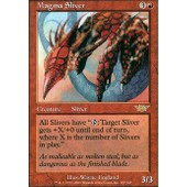 Slivo�de Magmatique ( Magma Sliver ) - Magic Mtg