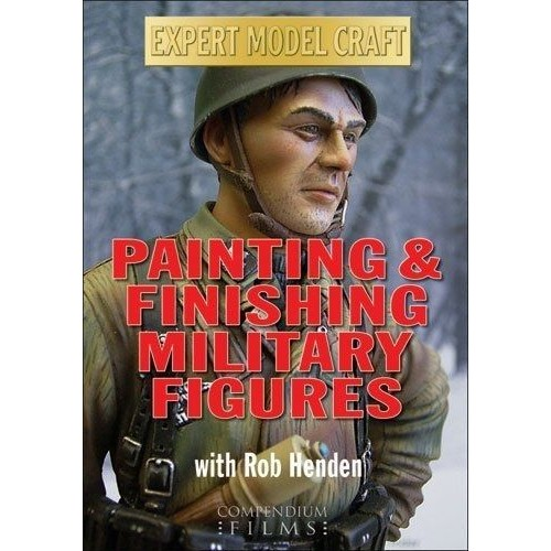 Expert Model Craft: Painting Dvd Edition simple