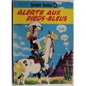Alerte Aux Pieds-Bleus de Morris