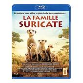 La Famille Suricate - Blu-Ray de James Honeyborne