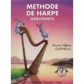 M�thode De Harpe Vol.1 Gatineau Marie-H�l�ne