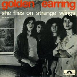 She Flies On Strange Wings Part I /