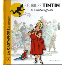 La Collection Officielle Figurines Tintin - La Castafiore