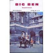 Big Ben Superieur N�44 : La Garde Royale, Nutty, Peter Pan, Something For Nothing, La Monnaie Anglaise de CLAUDE PICHON DIRECTEUR DE LA PUBLICATION