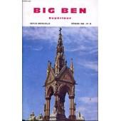 Big Ben Superieur N�45 : A Good Dinner, David Copperfield, The Magic Mirror, de Claude Pichon Directeur De La Publication